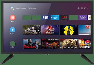 "TV LED 24"" - OK ODL 24760HN-TAB, HD+, Dolby Audio, DVB-C, DVB-T2, HDMI, USB, Negro"