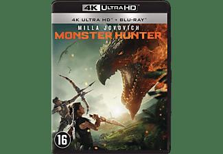Monster Hunter - 4K Blu-ray