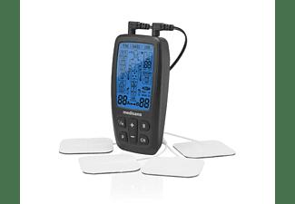 Aparato médico - Medisana TT 205, Dispositivo de electroterapia 3 en 1, Negro