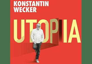 Konstantin Wecker - Utopia [CD]