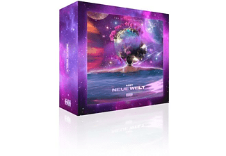 Azet - Neue Welt (Fanbox)  - (CD + Merchandising)