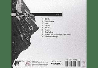 Les Enfants Sauvages - LES  - (CD)