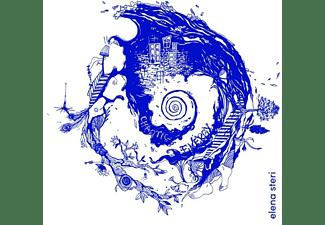 Elena Steri - CHAOTIC ENERGY  - (Vinyl)