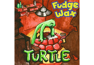 Fudge Wax - turtle (col. vinyl)  - (Vinyl)