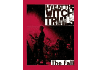 The Fall - LIVE AT THE WITCH TRIALS (LTD.RED 180G VINYL)  - (Vinyl)