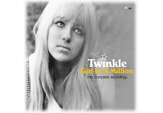 Twinkle - Girl In A Million-The Complete Recordings  - (CD)