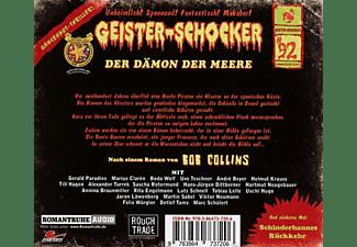 Geister-schocker - Der Dämon Der Meere-Vol.92  - (CD)