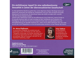 Irina Salkow - Sexfrei  - (MP3-CD)