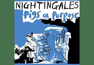 The Nightingales - Pigs On Purpose  - (CD)