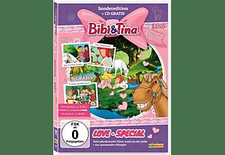 Bibi und Tina - Love-Special [DVD + CD]