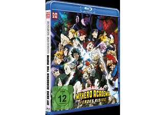 My Hero Academia: Heroes Rising Blu-ray