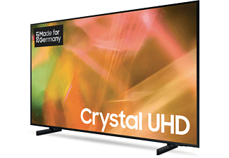 SAMSUNG GU65AU8079 LED TV (Flat, 65 Zoll / 163 cm, UHD 4K, SMART TV, Tizen)