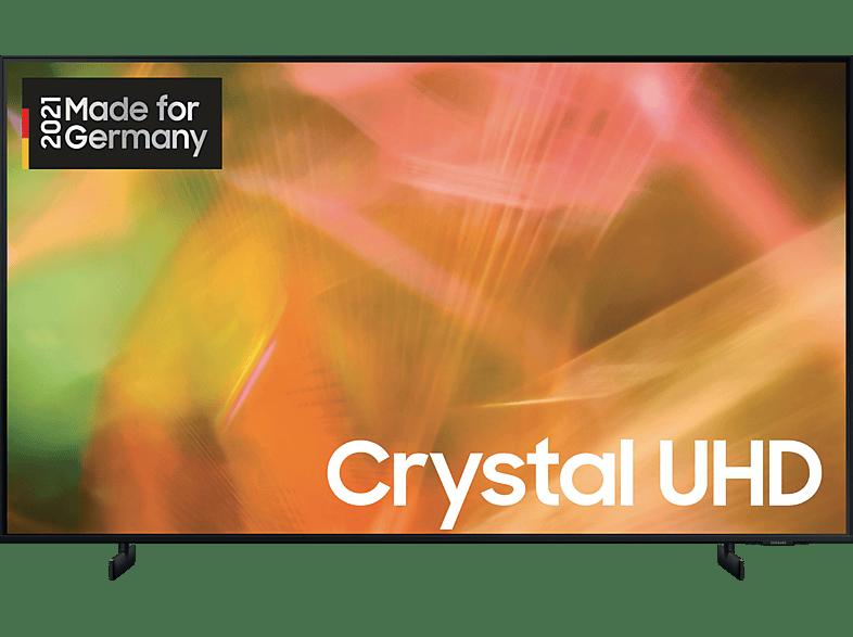 SAMSUNG GU55AU8079 LED TV (Flat, 55 Zoll / 138 cm, UHD 4K, SMART TV)