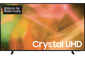 SAMSUNG GU43AU8079 LED TV (Flat, 43 Zoll / 108 cm, UHD 4K, SMART TV, Tizen)