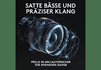 LOGITECH G635 LYGHTSYNC, Over-ear Gaming Headset Schwarz