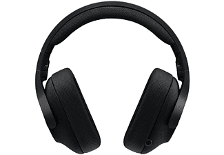 LOGITECH G433 Surround Gaming, Over-ear Headset Triple Black