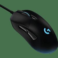 LOGITECH G403 Hero Gaming-Maus, Schwarz