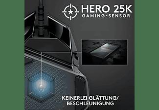LOGITECH G502 SE HERO Gaming Maus, Schwarz/Weiß