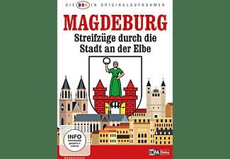 Die DDR in Originalaufnahmen: Magdeburg - Streifzüge durch die Stadt an der Elbe DVD