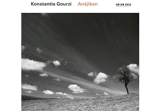 Konstantia Gourzi - Konstantia Gourzi-Anajikon  - (CD)