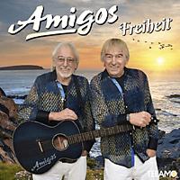 Die Amigos - Freiheit  - (CD)