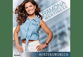 Ramona Martiness - Herzenswunsch  - (CD)