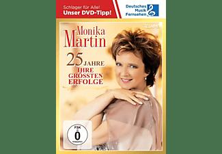 Monika Martin - 25 Jahre:Ihre größten Erfolge  - (DVD)