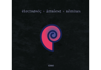 Chris Carter - ELECTRONIC AMBIENT REMIXES VOLUME 1  - (CD)