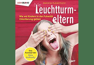 Melanie Hubermann - Leuchturmeltern  - (MP3-CD)