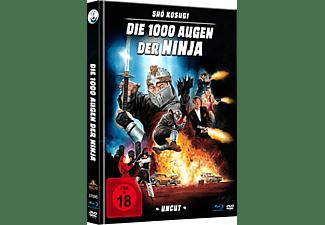Die 1000 Augen der Ninja Blu-ray + DVD