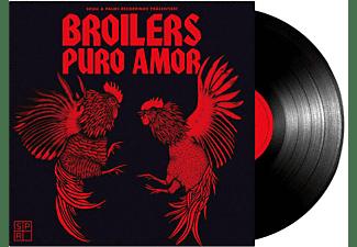 Broilers - Puro Amor (schwarzes Vinyl)  - (Vinyl)