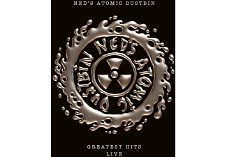 Ned's Atomic Dustbin - GREATEST HITS LIVE  - (Vinyl)