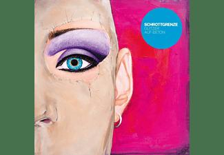 Schrottgrenze - Glitzer aus Beton (Pink Vinyl)  - (LP + Bonus-CD)