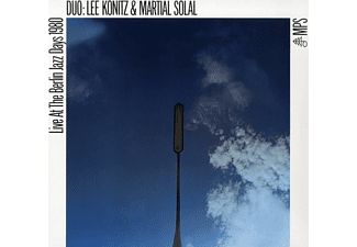 Konitz & Solal - Live At The Berlin Jazz Days 1980  - (Vinyl)