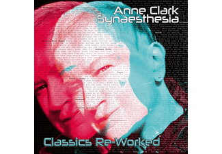 Anne Clark - SYNASTHESIA - CLASSICS REWORKED  - (CD)