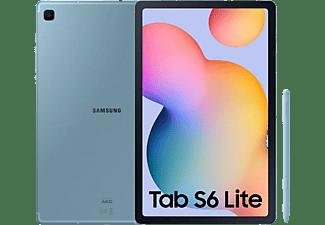 "Tablet - Samsung Galaxy Tab S6 Lite, 10.4 "", Exynos 9611, 4 GB RAM, 64 GB, Android 10 con OneUI 2, Azul"