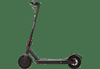 Patinete eléctrico - Ducati Pro I Plus, Vel. 25km/h, 25km autonomía, Pantalla, Luces LED, Plegable, Negro