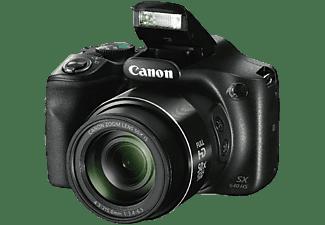 Cámara Bridge - Canon PowerShot SX540 HS, Sensor CMOS, 20.3 MP, Full HD, Wi-Fi, NFC, Negro