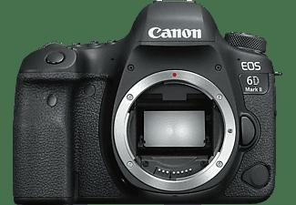 Cámara réflex - Canon EOS 6D Mark II Body, 26.2 MP, Full HD, 4K en Time-lapse, Negro