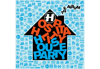VARIOUS - Hospitality House Party  - (CD)