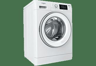 Lavadora secadora - Whirlpool FWDD 1071682 WSV EU N, 10 kg/7 kg, 1600 rpm, 6th Sense, SteamCare, Blanco