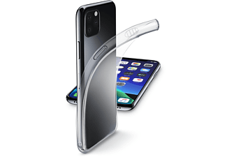 CELLULAR LINE Fine, Backcover, Apple, iPhone 11 Pro Max, Transparent