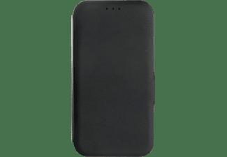 VIVANCO Casual Wallet, Bookcover, Apple, iPhone 11, Schwarz