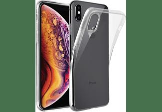 VIVANCO Super Slim, Backcover, Apple, iPhone XS Max, Transparent