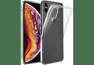 VIVANCO Super Slim, Backcover, Apple, iPhone X, iPhone XS, Transparent