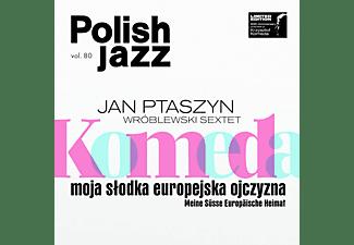 Jan Ptaszyn Wróblewski Sextet - Komeda: Moja Slodka Europejska Ojczyzna (White Vinyl)  - (Vinyl)