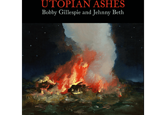 Bobby Gillespie & Jehnny Beth - UTOPIAN ASHES  - (Vinyl)