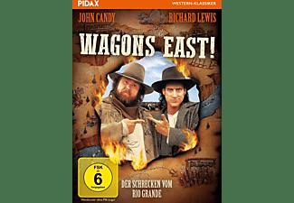 Wagons East! - Der Schrecken vom Rio Grande DVD