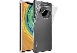 VIVANCO Super Slim, Backcover, Huawei, Mate 30 Pro, Transparent