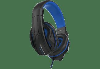Auriculares gaming - Ardistel BFX-15, Para PS4, PS5, Micrófono, Acolchado, Cable 110 cm, Azul